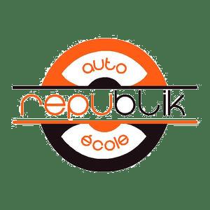 auto ecole republik logo